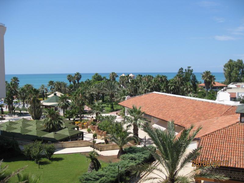 Вид из окна номера Adora Golf Resort